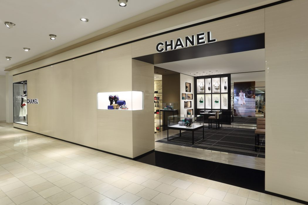 Chanel Boutiques photos by Whitney Cox